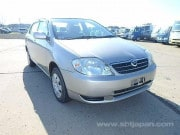 Used No 8TOYOTA COROLLA Cars