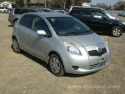 Used No 10TOYOTA VITZ Cars