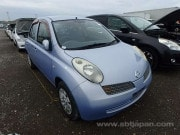 Used No 5NISSAN MARCH Cars