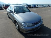 Used No 10NISSAN BLUEBIRD SYLPHY Cars
