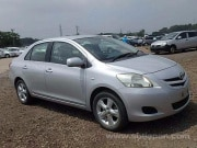Used No 9TOYOTA BELTA Cars