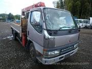 Mitsubishi Canter Truck 2002