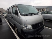 Used No 5NISSAN CARAVAN Cars