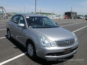 Used No 8NISSAN BLUEBIRD SYLPHY Cars